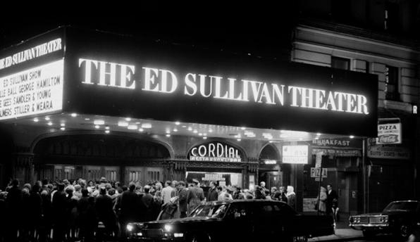 The Ed Sullivan Show was born.