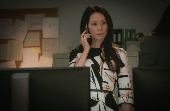 Lucy Liu as Dr. Joan Watson