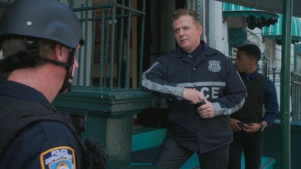 Aidan Quinn as Captain Thomas Gregson