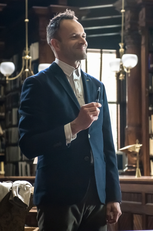 Nice - Sherlock Holmes from Elementary