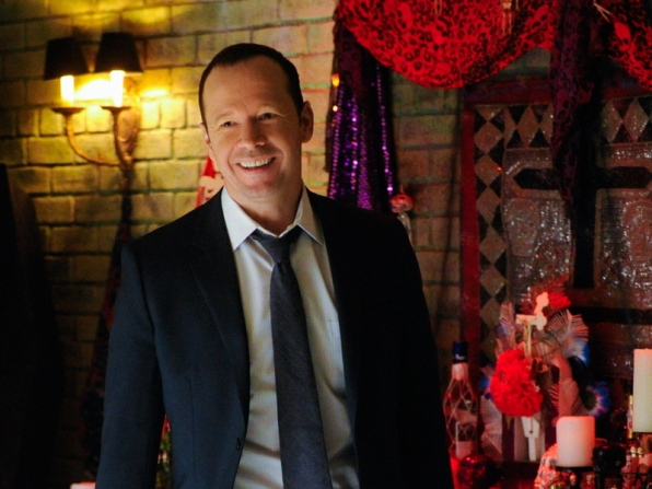 Donnie Wahlberg Gets Engaged