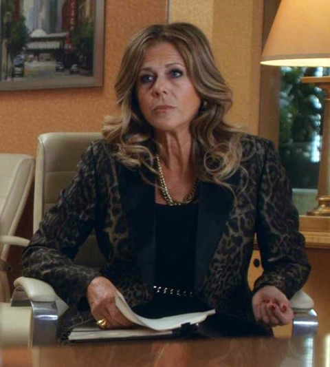 It is ALWAYS great to have Rita Wilson on the show!