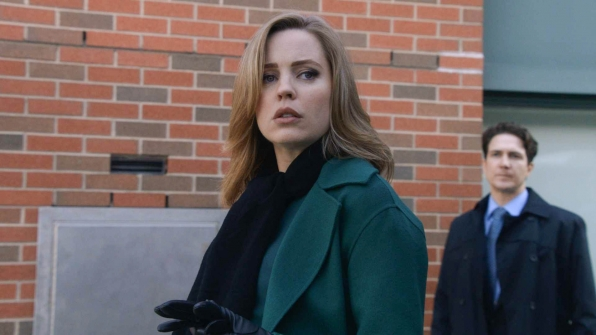 "Melissa George as Marilyn Garbanza in ""Parallel Construction, Bitches"" S5 E13"