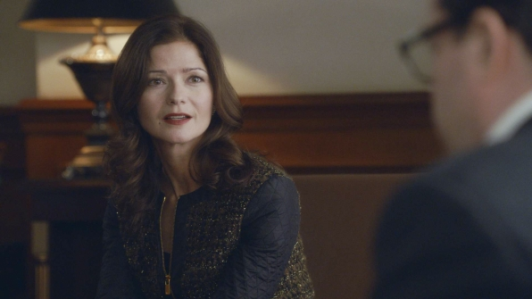 """Will Clark Hayden persuade Rayna to come to Florrick/Agos? """"A Few Words"""" S5 E14"""