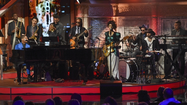 Lianne La Havas with Jon Batiste and Stay Human