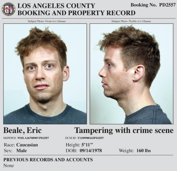 NCIS: Los Angeles - Eric Beale