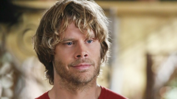 It's Eric Christian Olsen, who plays Marty Deeks on <i>NCIS: Los Angeles!</i>