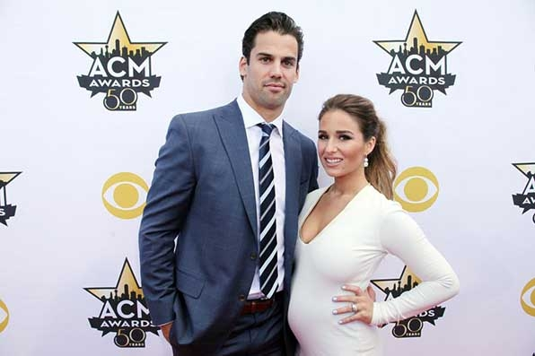 11 & 12. Eric Decker and Jessie James Decker