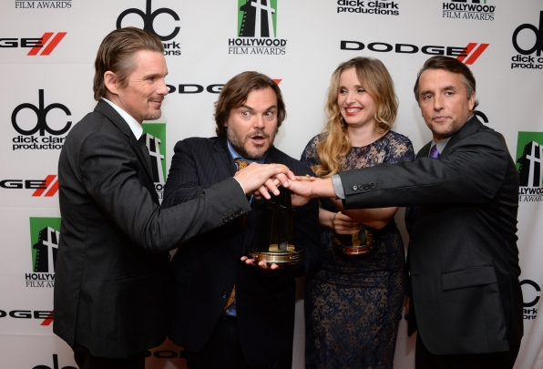 6. Ethan Hawke, Jack Black, Julie Delpy & Richard Linklater