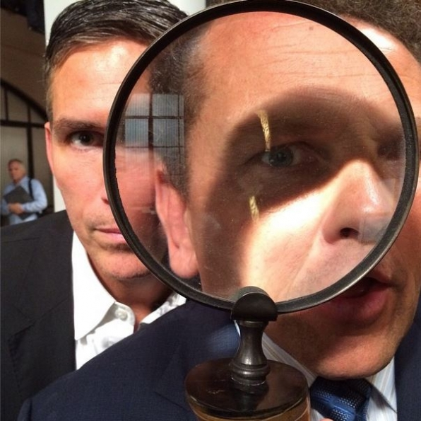 Person of Interest Instagram - Remember, WE ARE ALWAYS WATCHING!