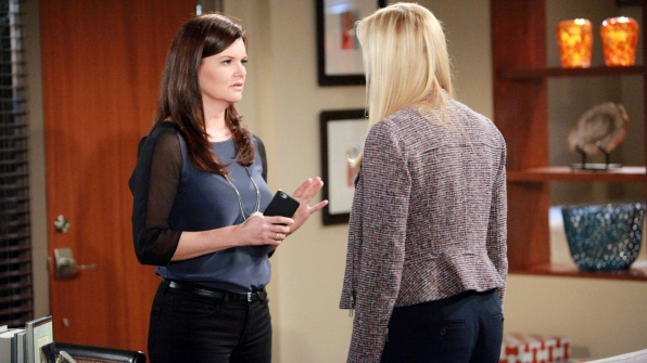 Katie fears that a friend is in danger and compiles evidence to prove it.