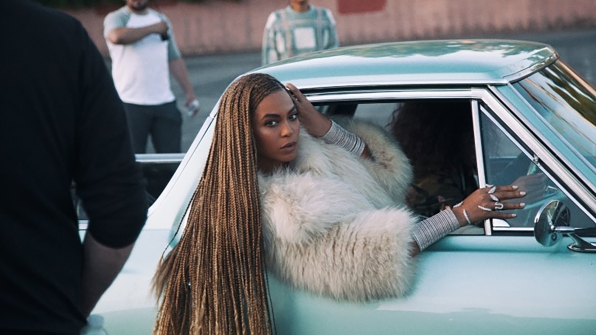 "Beyoncé demands that you get in ""Formation."""