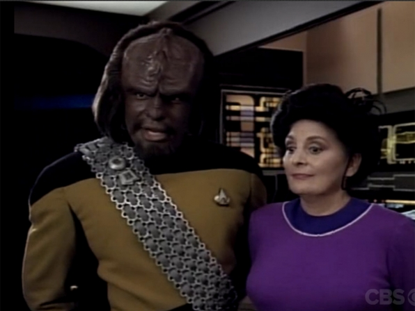Family (Star Trek: The Next Generation, Season 4, Episode 2)