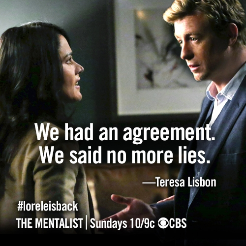 The Mentalist Winner!