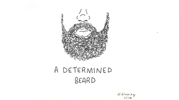 A Determined Beard
