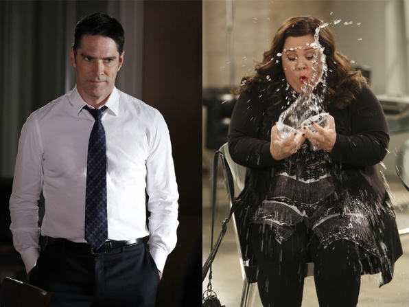 Aaron Hotchner and Molly Flynn