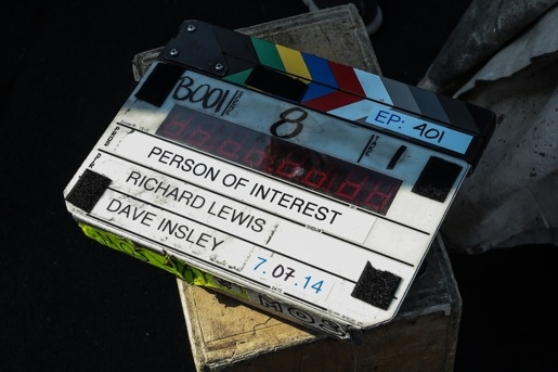 Season 4 Production - Person Of Interest