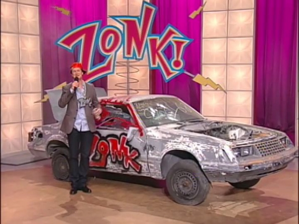 Flashback to First Zonk!