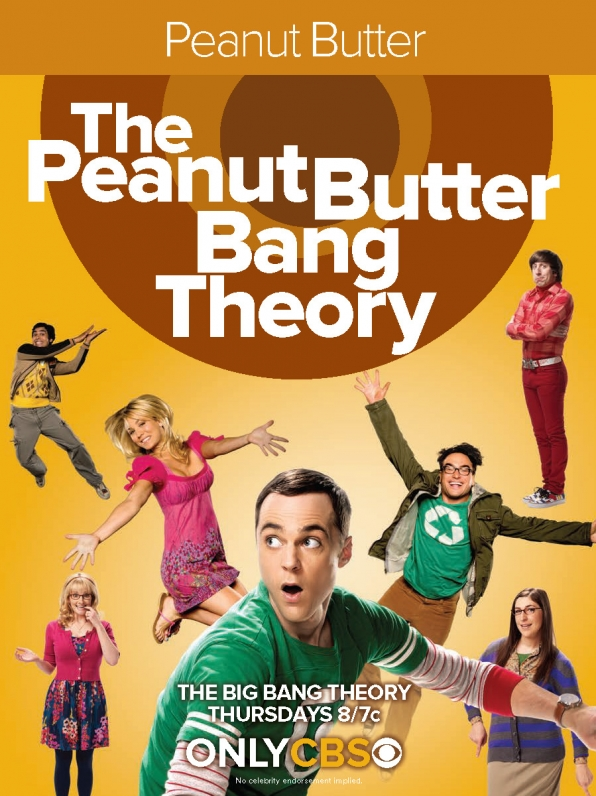 The Peanut Butter Bang Theory