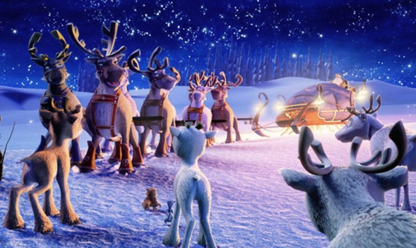 3. Presents – and all the cute reindeer that bring them to you.