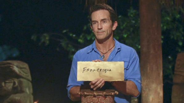"""It's Francesca, not """"Francesqua"""""""