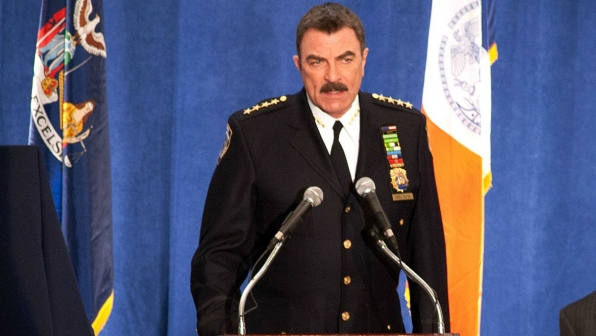 Police Commissioner Frank Reagan on Blue Bloods
