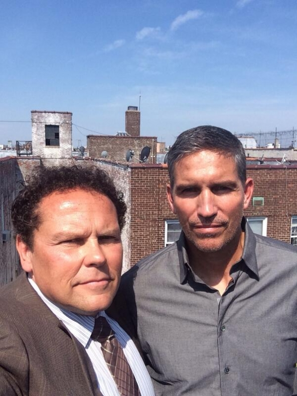 33. Person of Interest - Kevin Chapman and Jim Caviezel