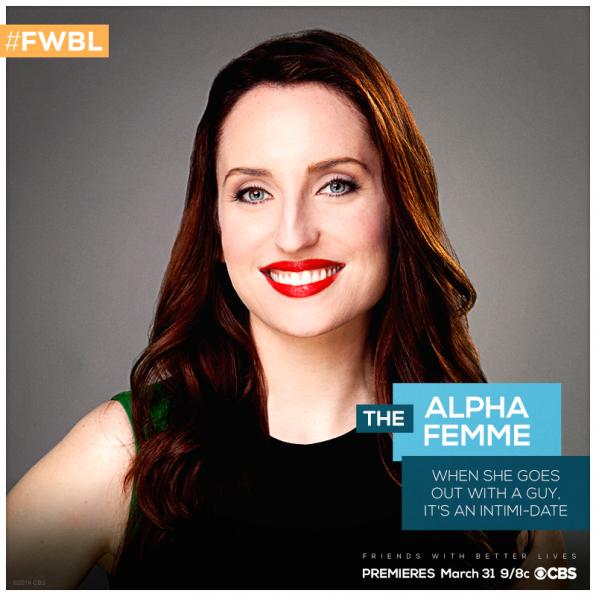 The Alpha Femme
