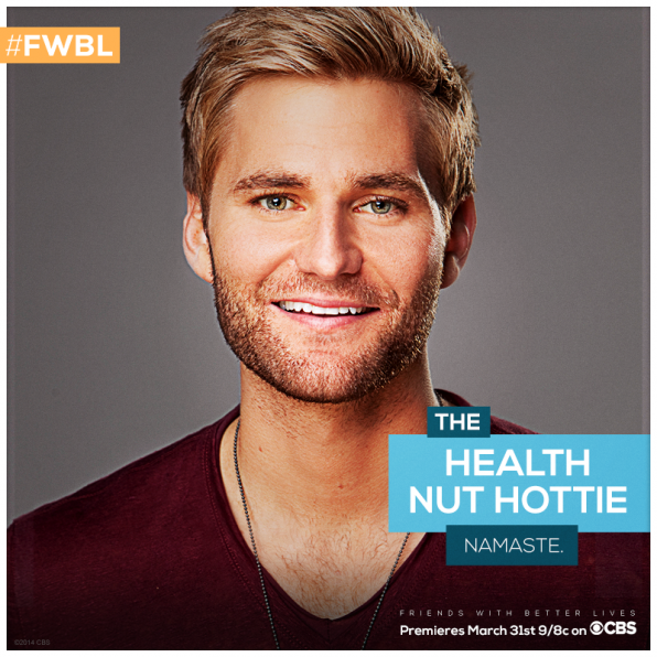 The Health Nut Hottie
