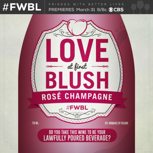 Love at first Blush - Front