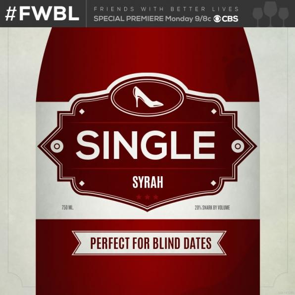 Single Syrah - Front
