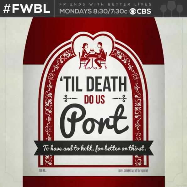 'Til Death Do Us Port - Front