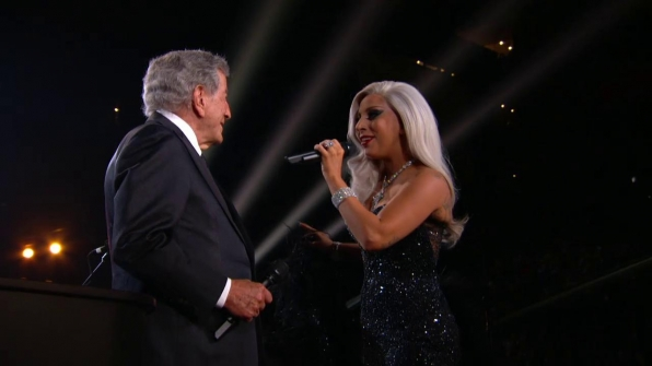 Lady Gaga and Tony Bennett