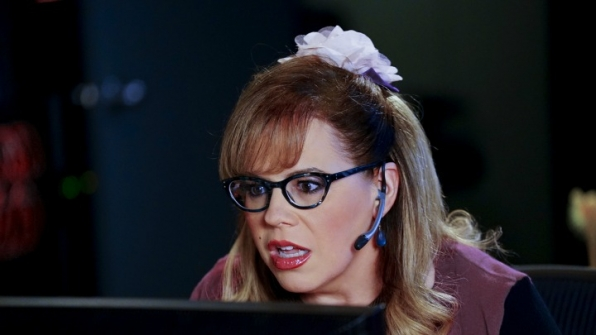 3. Penelope Garcia came closer to finding her perpetrator.