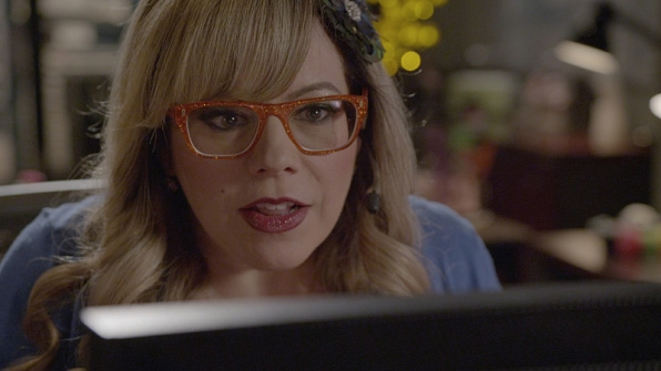 Garcia from Criminal Minds