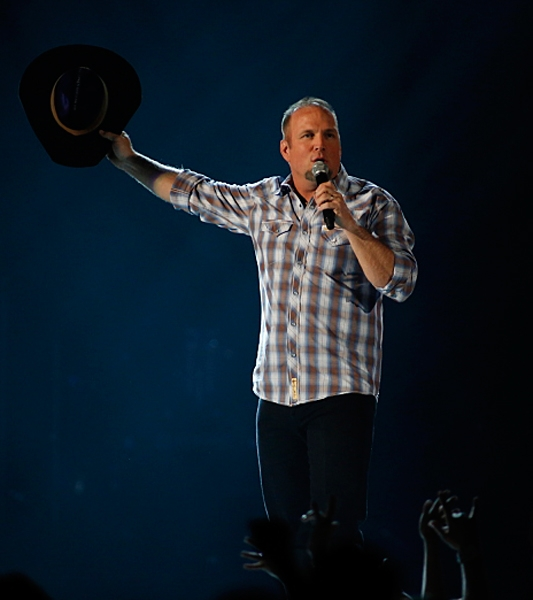 <b>Garth Brooks – Most Awarded ACM Entertainer of the Year</b>