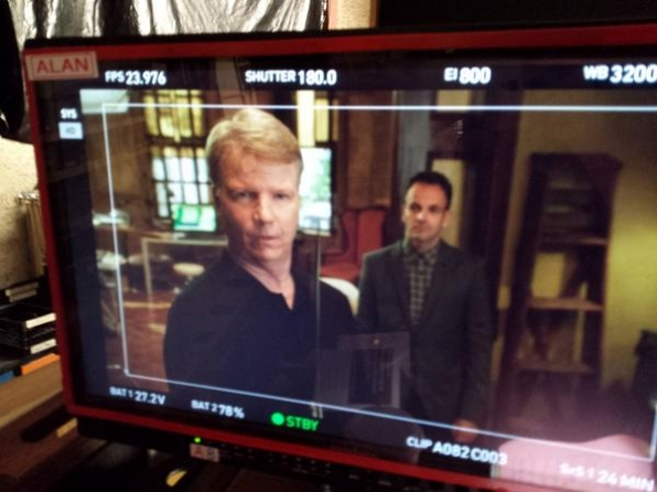 37. Elementary - Jonny Lee Miller and Phil Simms