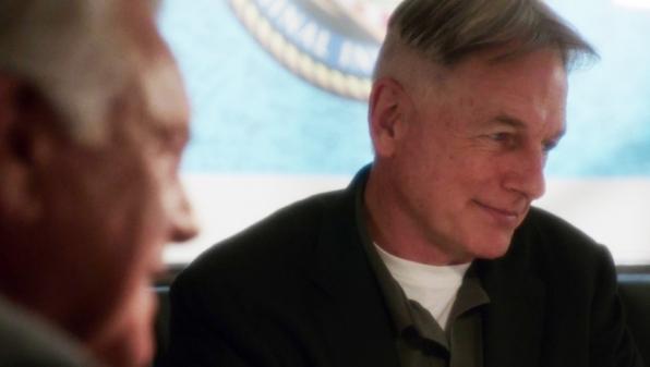 He can make Gibbs smile