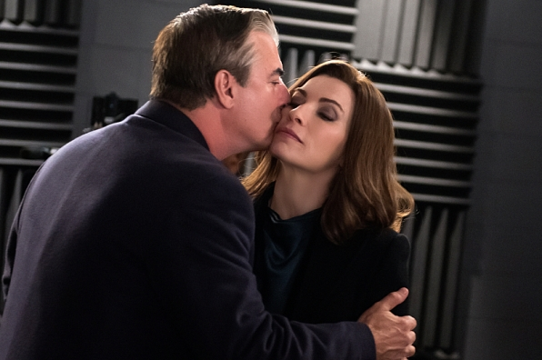 15. Alicia Florrick on <i>The Good Wife</i>