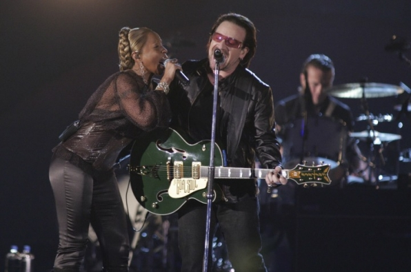 Mary J. Blige and U2 (2006)