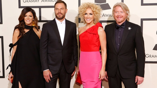 GRAMMYs 2016: Little Big Town