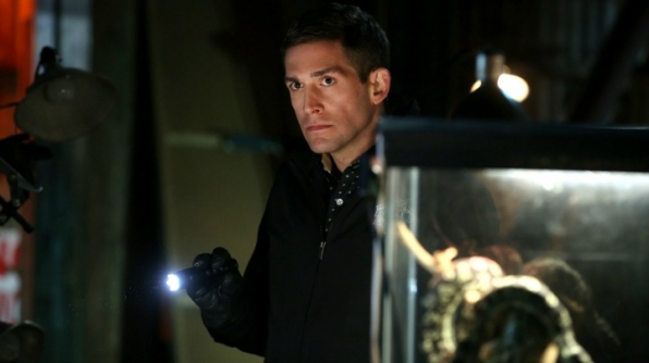<i>CSI: Crime Scene Investigation's</i> Greg Sanders: Now