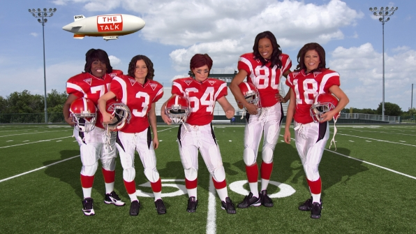 Superbowl Ladies