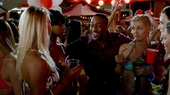 Throw shade at that guy at the bar