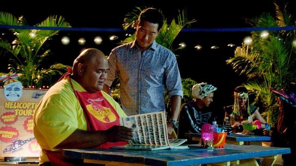 """""""Ho'omā'ike"""" - Hawaii Five-0 S5 E6"""