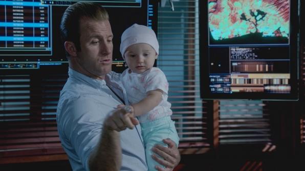 "Baby Blues in ""Ua Nalohia"" Season 4 Episode 7"