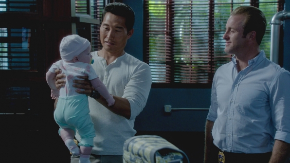 "Boys with Baby in ""Ua Nalohia"" Season 4 Episode 7"