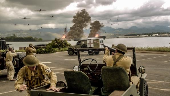 "Battleship Footage in ""Ho'onani Makuakane"" Season 4 Episode 10"