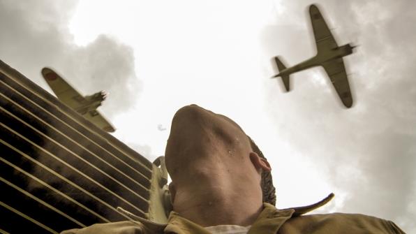 "Fly Over in ""Ho'onani Makuakane"" Season 4 Episode 10"