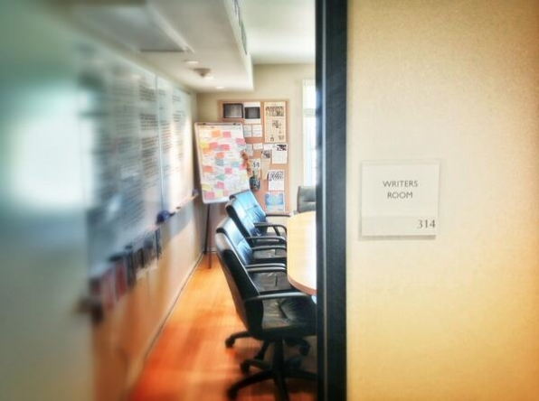5. Hawaii Five-0 - Writers